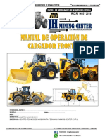 Manual de Cargador Frontal 2019 CTMP.  JH MINING CENTER