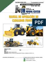 Manual de Cargador Frontal 2019 CTMP.  JH MINING CENTER