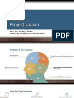 CalRiders PGP1 Project Udaan Problem 1