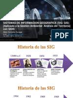 0 Qgis Historia de Gis