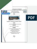 Informe de Prueva de Jarras