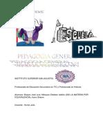 PEDAGOGIA CORRECCION