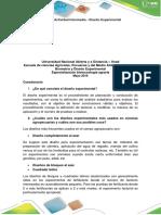 Tarea 3 - Actividad Intermedia - Diseño Experimental