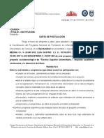 03 Modelo Carta de Compromiso Trayecto II
