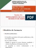 Sesion 14 Fundamentos de Los Nuevos Modelos de Farmacia.