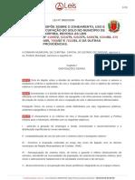 Lei Ordinaria 9800 2000 Curitiba PR Consolidada [02!01!2012]