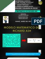 Modelo Matemático de Ash