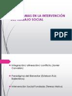 Corvalan J. Los Paradigmas de Lo Social