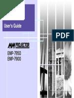 Proyector Epson EMP-7950