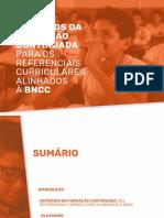 PDF-Critérios de Formação Para Referenciais Curriculares Alinhados à BNCC