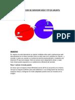Configuracion de Servidor Web y Ftp en Ubuntu