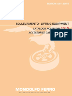 Sollevamento - Lifting Equipment