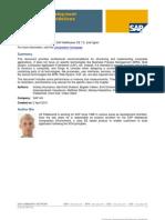 Composite Development Architecture Guidelines