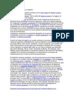 La lengua española y sus origenes.docx