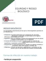 Diapositivas Bioseguridad y Riesgo Biológico