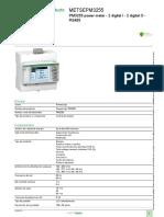 Pm3000 Series Metsepm3255