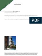 Proyectos Análogos Hoteles Ecologicos