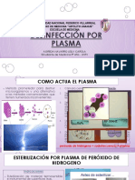 Desinfección Por Plasma