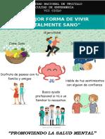Salud Mental - Infografia