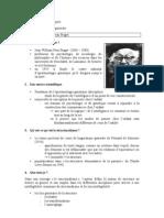 Le Structural is Me Par Jean Piaget