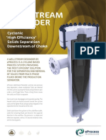 Wellstream Desander Brochure