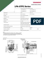 Yanmar Datasheet 6LPA STP2