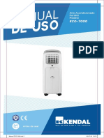Manuall AC ECO7000 Kendal