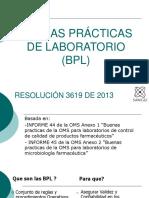 Capacitación BPL