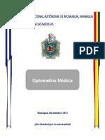 Perfil Corregido Mision y Vision de La Carrera de Optometria Medica(Cambio 19-4-2016)(2)
