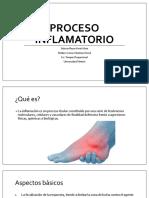 Proceso Inflamatorio y Cicatrizaciòn