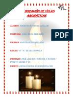 proyecto de velas