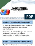 Introdução a Estatistica Analitica