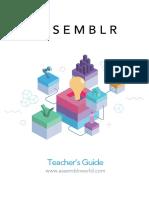Assemblr -Teacher's Guide