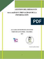 Gt-d-02 Plan de Gestion Del Riesgo en Spi
