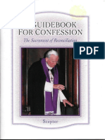 A Guidebook for Confession