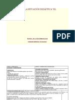 Planeación de La Situación Didáctica