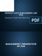 2-Product Data Management & PLM