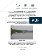 Risks Over Human Communities and Vulnerable Ecosystems Brazil