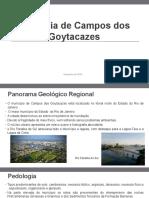 Geologia de Campos Dos Goytacazes