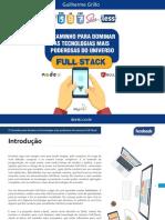 O caminho para dominar as tecnologias mais poderosas do Universo Full-Stack.pdf