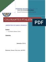 COLORANTES FTALICOS
