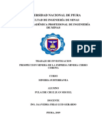 Mineria Cerro Corona