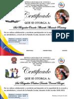 MPrincesa Certificado