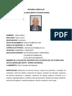 RESUMEN CURRICULAR. WILLIAM OLIVEROS.docx