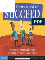 What teens need to succeed