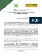 EL ESCARAMUJO 76 GEOPOLITICA MINERA DE EEUU.pdf