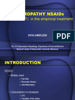 GASTROPATHY NSAIDs