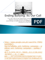 Antibullying Presentation 1