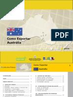 Como exportar - Austrália