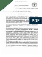 Recepcion y Depacho Formularios